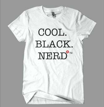 Cool.Black.Nerd T-Shirt