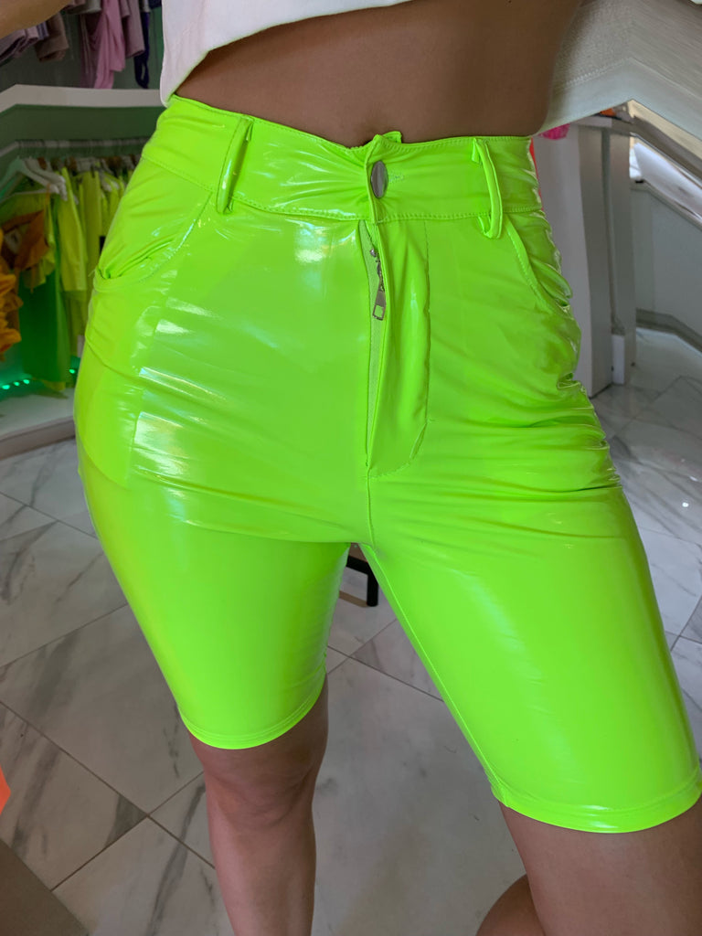 LATEX SHORTS/PANTS