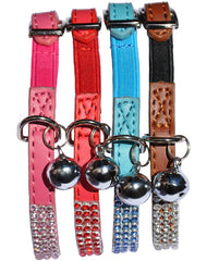 Aristo Dog & Cat Collar. Real Leather