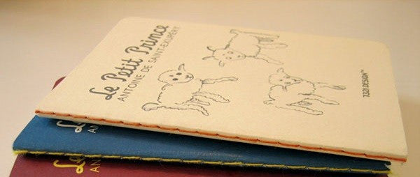 The Little Prince Mini Notebook - 02