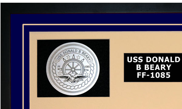 USS DONALD B BEARY FF-1085 Detailed Image A