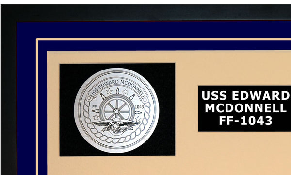 USS EDWARD MCDONNELL FF-1043 Detailed Image A