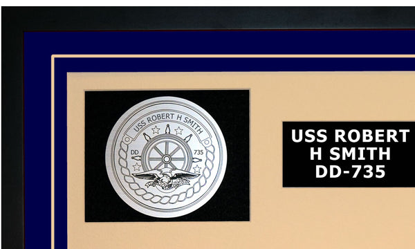USS ROBERT H SMITH DD-735 Detailed Image A