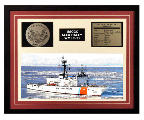 USCGC Alex Haley WMEC-39
