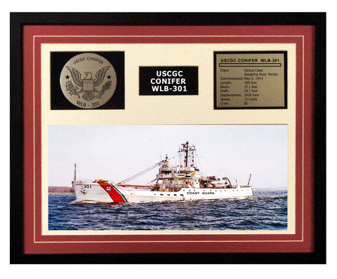 USCGC Conifer WLB-301