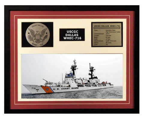 USCGC Dallas WHEC-716