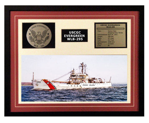 USCGC Evergreen WLB-295