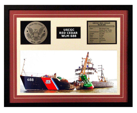 USCGC Red Cedar WLM-688