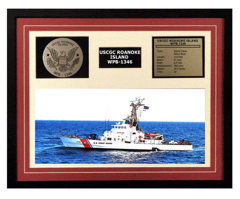 USCGC Roanoke Island WPB-1346