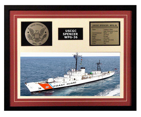 USCGC Spencer WPG-36