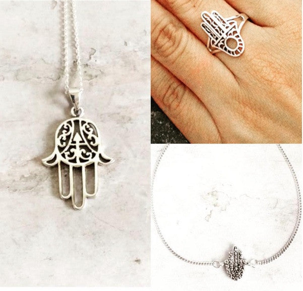 Hamsa a protective amulet silberuh the word hamsa or hamesh means five there are five digits on the hamsa hand but the number five has additional symbolic meaning in the jewish and aloadofball Gallery