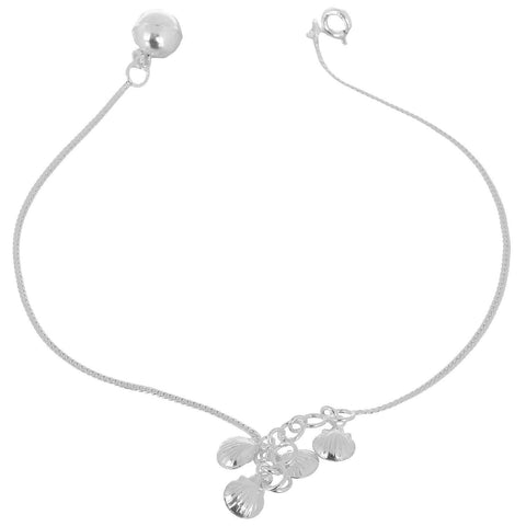 Sea Shell Anklet - SILBERUH