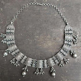 BANJARAN SILVER NECKLACE - SILBERUH