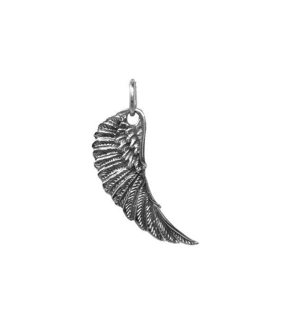 ANGEL WING SILVER  PENDANT - SILBERUH