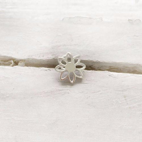 PHOOL SILVER NOSE PIN - SILBERUH