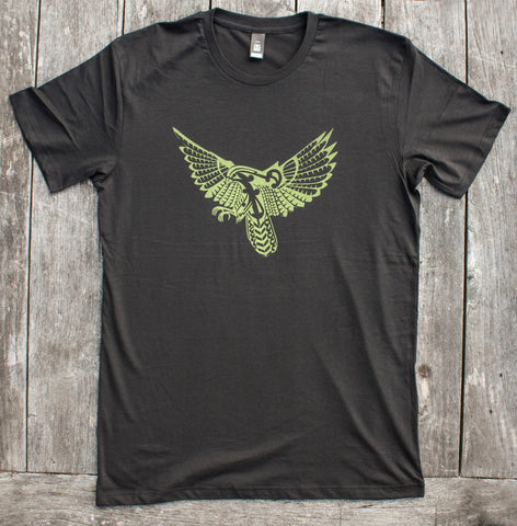 Karearea, New Zealand Falcon Tee