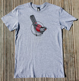 Mens Tieke (Saddleback ) Tee