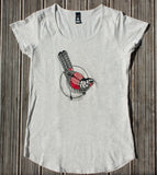 Womens Tieke (Saddleback) Tee