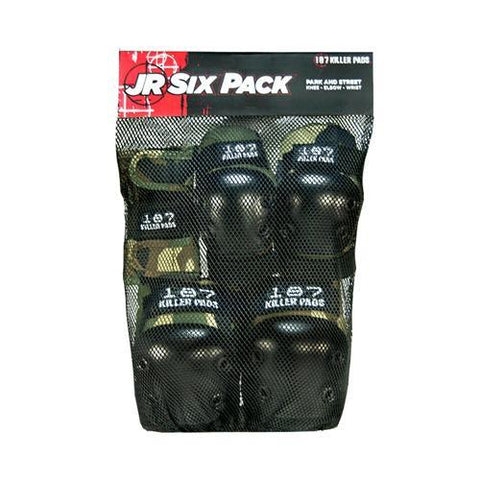 187 Jr Six Pack (Camo)