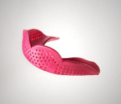 Sisu Mouth Guard Adult 1.6 Aero Hot Pink 1pk