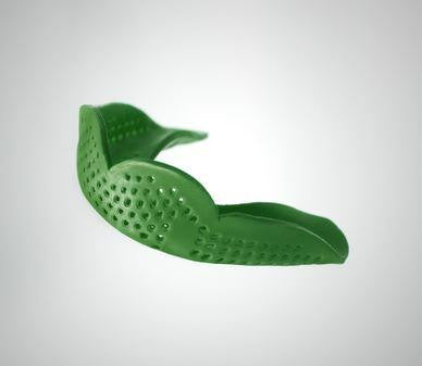 Sisu Mouth Guard Adult 1.6 Aero Forest Green 1pk