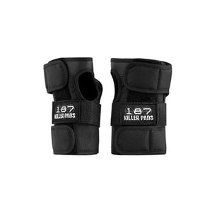 187 - Wrist Guards - Black