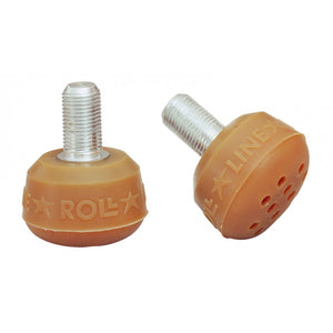 Roll-Line Super Pro Toe Stops (Metric)