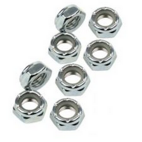 Roll-Line Axle Lock Nuts - 7mm
