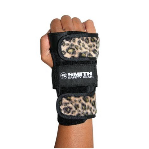 Smith Scabs Wristguards (Brown, Purple or Green)