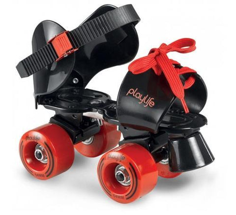 Powerslide Playlife Sugar Kids Adjustable Strap on Skates