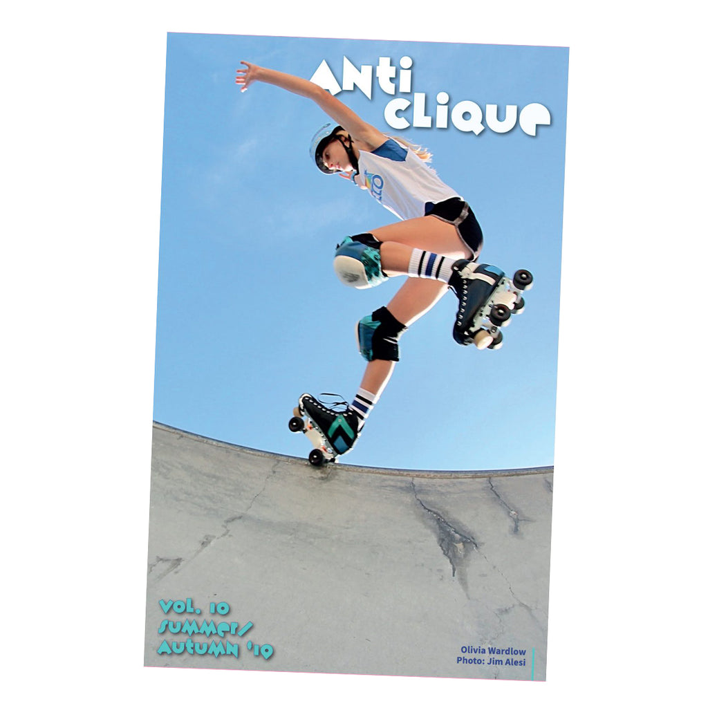 Anticlique - Vol. 10 Summer/Autumn 2019