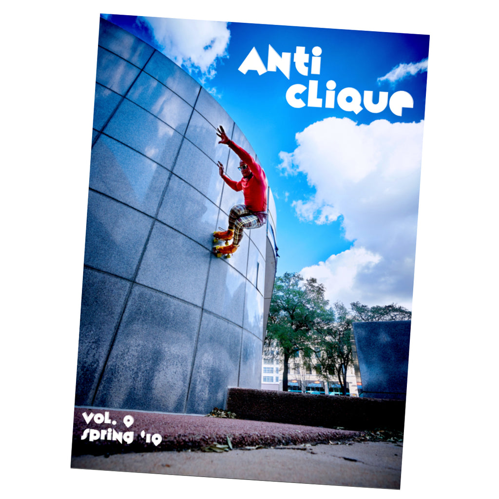 Anticlique - Vol. 9 Spring 2019