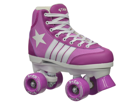 Epic Star Pegasus Purple Roller Skates