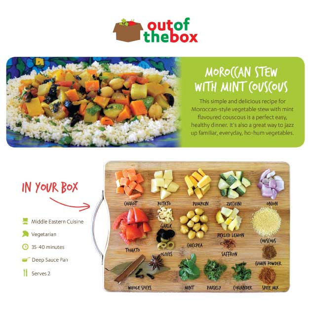 Out of the box ootbox gourmet recipe kit delivery mumbai 3 forumfinder Choice Image