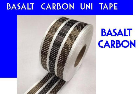 Uni Rail Tape - Basalt and Carbon