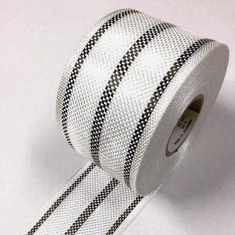 3 Stripe Carbon Rail Tape