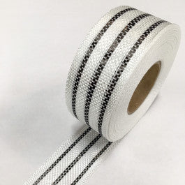 3 Stripe Carbon Tape 45mm