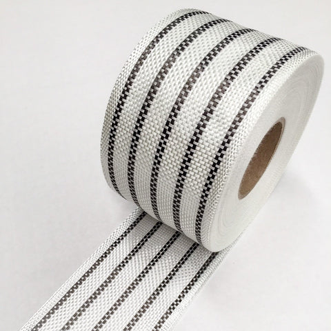 5 Stripe Carbon Rail Tape