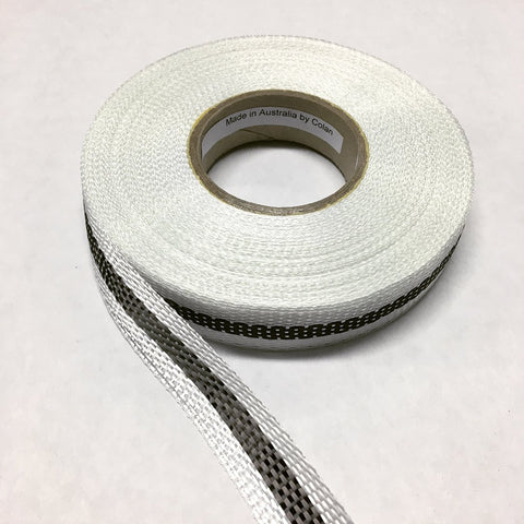8mm Carbon Stringer tape