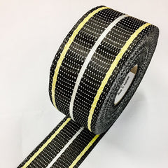 Carbon Kevlar Glass Uni Tape