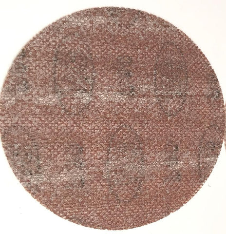 Abrasive Mesh Discs Velcro Backed