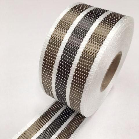 Basalt Carbon Uni Rail Tape  in 65mm and 80mm widths