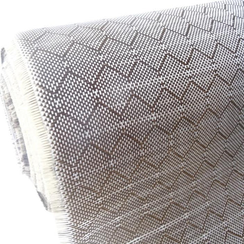 Basalt Innegra Hex Weave 5oz Cloth