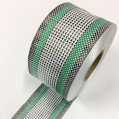 Colour Band Carbon Rail Tape - select Colour