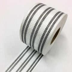 3 Band Carbon Rail Tape with Orange insert