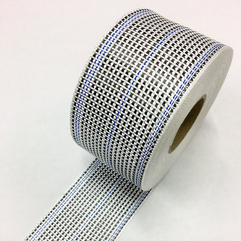 Carbon Hybrid Rail 50M Tape With Colour - Select Colour