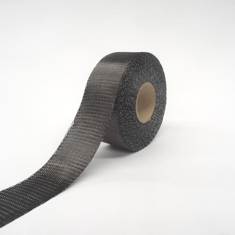 Carbon Uni Rail Tape 20mm, 30mm, 50mm, or 65mm