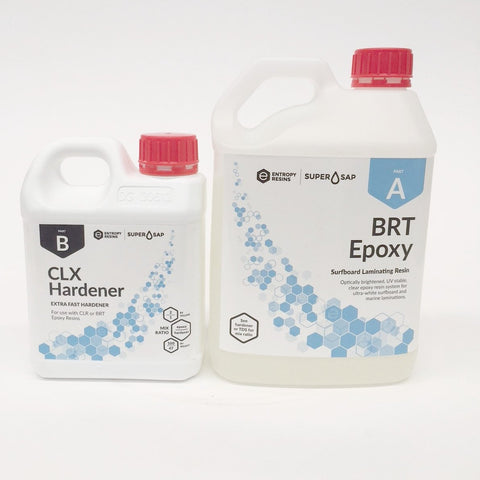 Entropy Super Sap Bio Epoxy Resin BRT kits