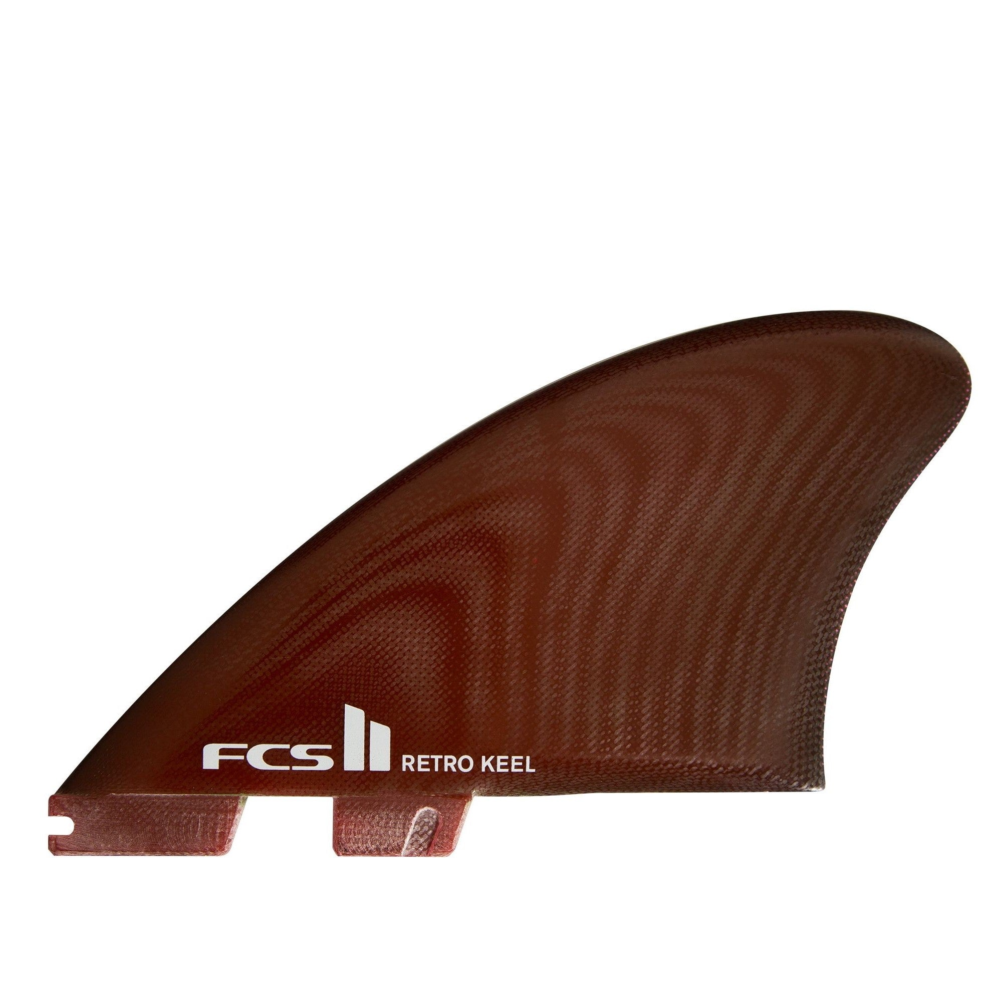 FCS2 Retro Keels for Twin Fins