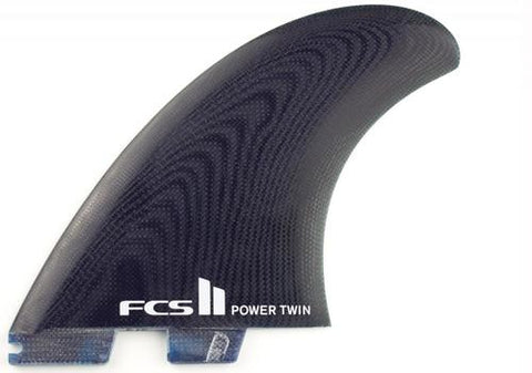FCS2 Power Twin Fin set